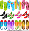 Free Clipart Shoes High Heels Image