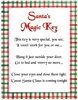 Santa Key Poems Image
