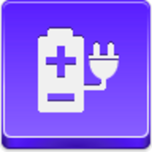 Electric Power Icon Image