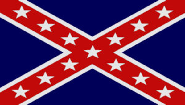 Rebel Flag Art http://www.clker.com/clipart-180430.html