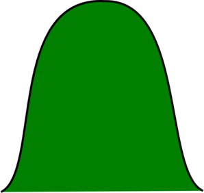 Simple Green Hill Clip Art at Clker.com - vector clip art ...