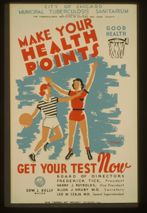 Make Your Health Points--get Your Test Now  / Kreger. Image