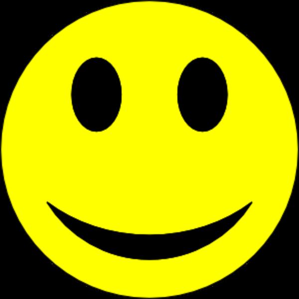 clipart smiley face - photo #12