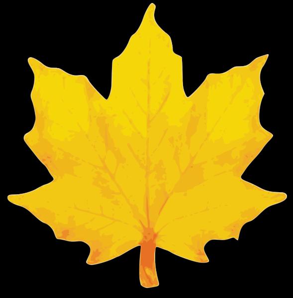 M Leaf Vector Clipart | Free Images at Clker.com - vector ...