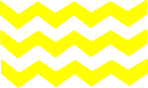Yellow Chevron Clip Art at Clker.com - vector clip art ...