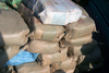 Over 2,800 Pounds Of Narcotics, Believed To Be Hashish Was Seized. Image