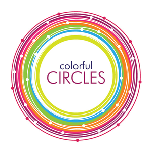 Colorful Circles Vector 1 Image