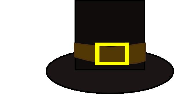 pilgrim hat clip art at clker com vector clip art online royalty rh clker com pilgrim hat clipart pilgrim hat clipart