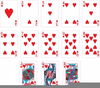 Card Suits Clipart Free Image