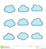 Free Clipart Network Cloud Image