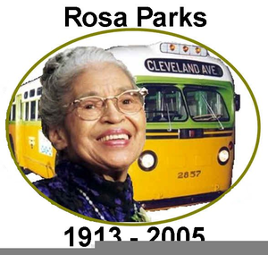 rosa parks bus clipart free images at clker com vector clip art rh clker com Rosa Parks Clip Art Black and White African American Clip Art of Rosa Parks