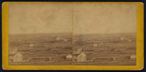 View In Waukerusa Valley, Looking East From Mount Oriad, Lawrence, Kansas, 323 Miles West Of St. Louis, Mo. Image
