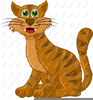 Dog With Cat Clipart Image