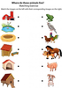 Farm Animal Clipart For Kids Image