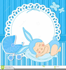 New Baby Congratulations Clipart Image