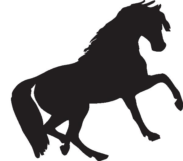 mustang clip art at clker com vector clip art online royalty free rh clker com mustang horse clipart images mustang horse clipart images