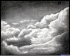 Realistic Drawn Clouds Image