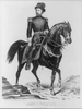 Man Riding Horse Image