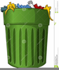 Animated Trash Can Clipart Image