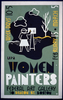 Wpa Women Painters, Federal Art Gallery, 50 Beacon St., Boston  / Rw(?) [monogram]. Image