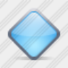 Icon Diamond Blue Image