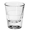 Libbey A Oz Whiskey Shot Glass With Oz Cap Line Cs Image