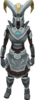 Gorgonite Chain Armour Set Sk Female Equipped Image