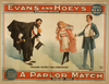 Evans And Hoey S Evergreen Success, A Parlor Match Enough Said! Image