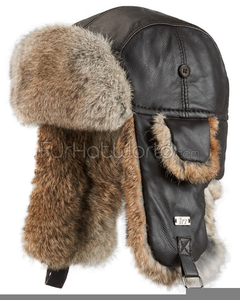 Fur Aviator Hat Image