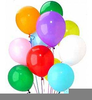 Clipart Helium Baloon Image