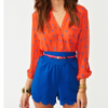 Complementary Colors Outfit Image