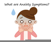 Clipart Social Anxiety Image