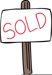 sold sign clipart free free images at clker com vector clip art rh clker com house sold sign clipart sold out sign clipart