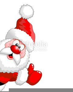 Immagini clipart babbo natale free images at for Clipart natale free download