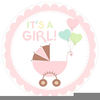 Free New Baby Clipart Image