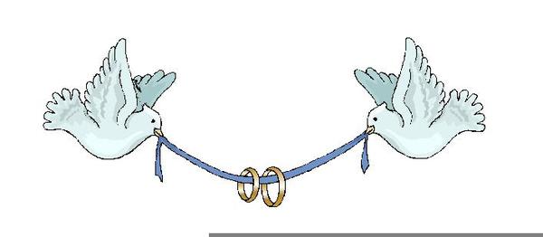 Blue Wedding Bells Clipart Free Images At Clker Com Vector Clip