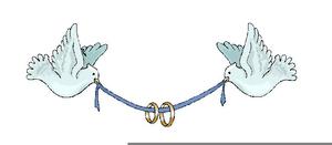 Wedding Bells Clipart.Blue Wedding Bells Clipart Free Images At Clker Com Vector Clip