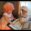 Kids With Quran Image