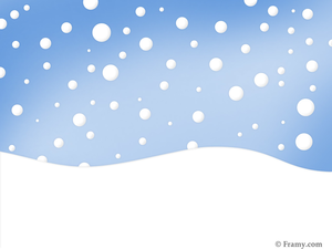 Snow animated. Clipart falling free images