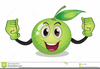Animated Nutrition Clipart Image