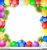 Clipart Christmas Picture Frames Image
