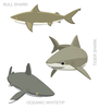 Cartoon Shark Clipart Free Image