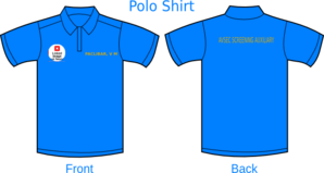 Auxiliary Uniform 11th Pcas With Logo Clip Art