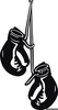 Free Boxing Gloves Clipart Image