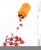 Clipart Of Medication Pills Image