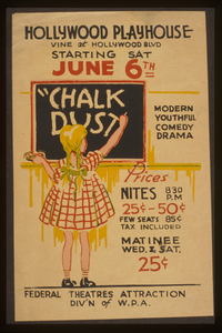 Chalk Dust  Modern, Youthful, Comedy, Drama. Image