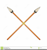 Bow Arrow Animated Clipart Image