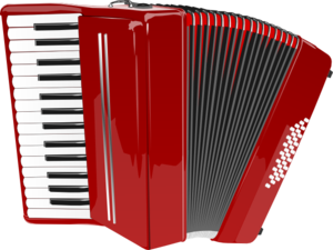 Accordian Clip Art