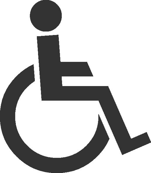 Handicapped Symbol Clip Art at Clker.com - vector clip art online ...