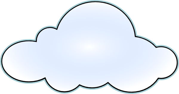 clouds clip art at clker com vector clip art online royalty free rh clker com cloud clipart free clouds clip arts